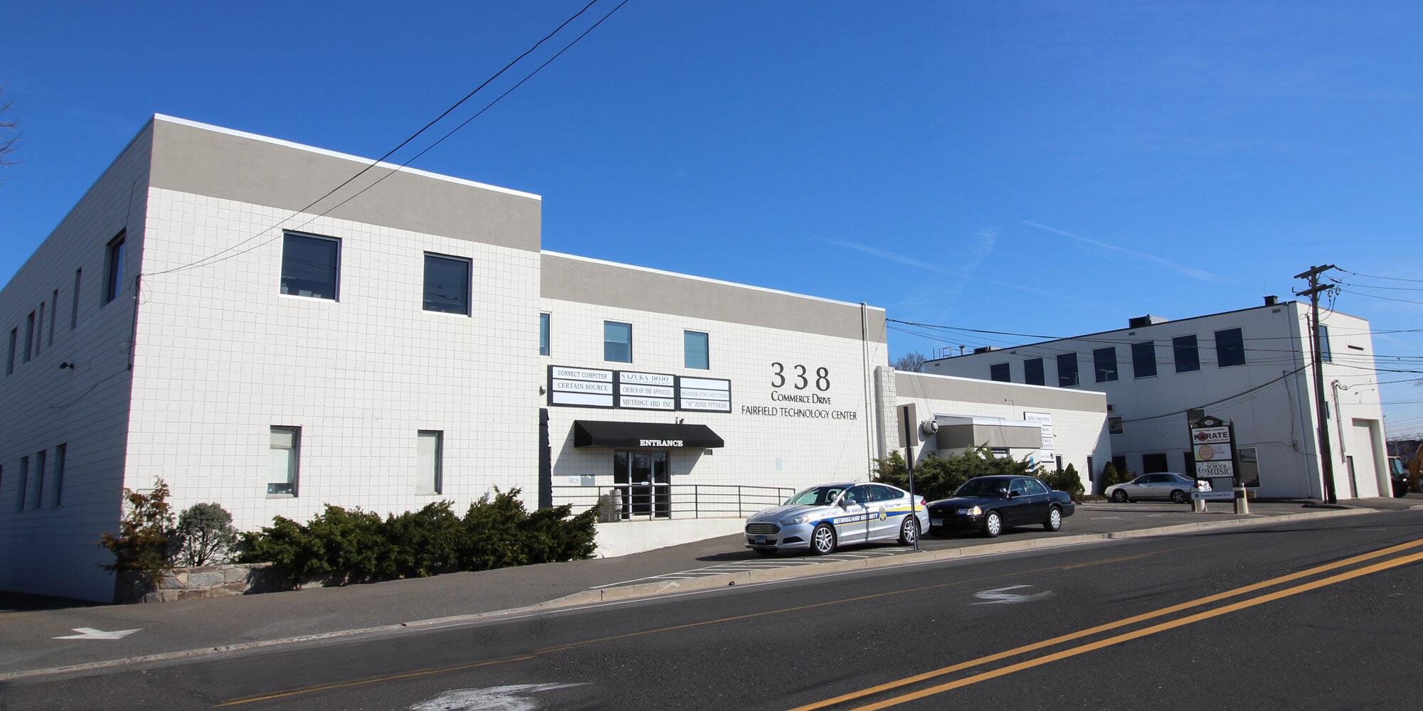 328 & 338 Commerce Drive, Fairfield, CT